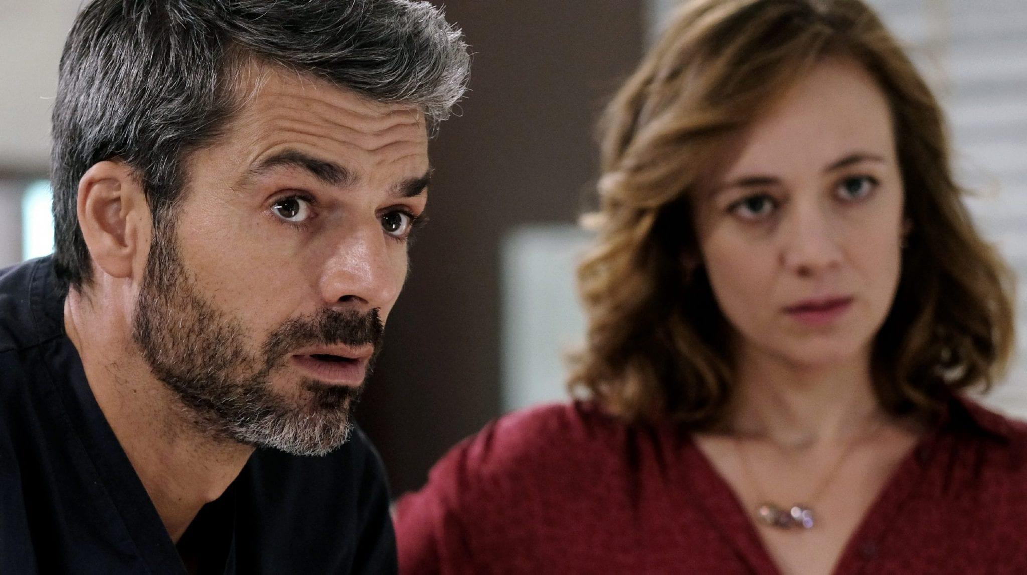 Fiction Club · DOC Nelle tue mani secondo appuntamento. Rivediamo la serie con protagonista Luca Argentero, in onda in prime time su Rai1
