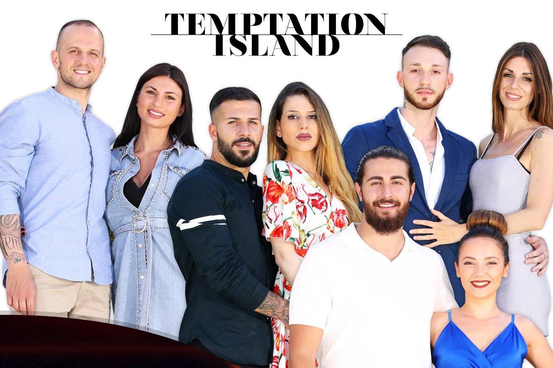 Live 19 luglio 2021 · Temptation Island 2021 quarto appuntamento. Il reality dei sentimenti è condotto da Filippo Bisciglia, su Canale5