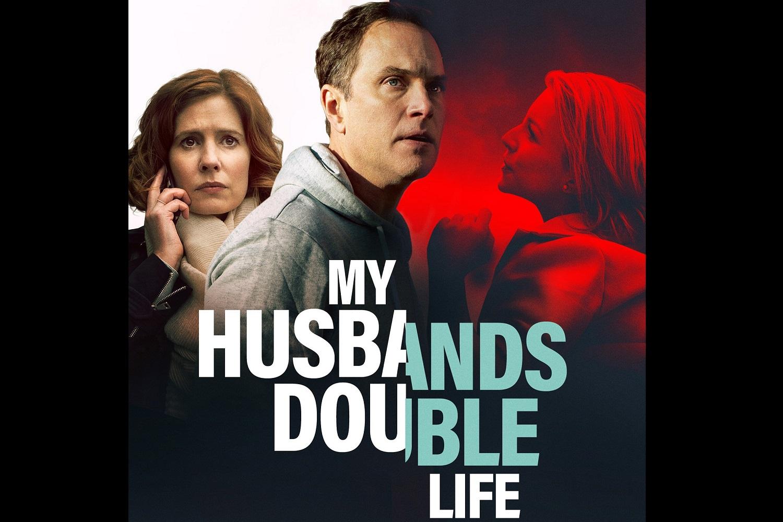 CinemaTivu: La doppia vita di mio marito (USA 2018), con Amy Nuttall e Daniel Lapaine, diretto da Jonathan English, in prime time su Rai2