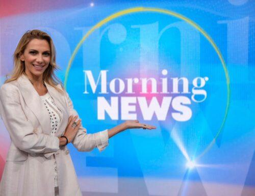 """Simona Branchetti racconta il successo di #MorningNews: """"E' nato in poche ore"""""""