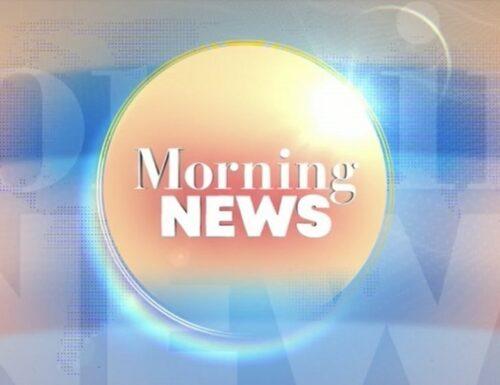 Morning News fa ascolti record: partito in sordina, da alcuni giorni sorregge il daytime. Peccato che a settembre torni a casa sua (cit.)