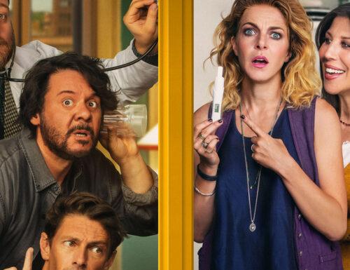 CinemaTivu · Nove lune e mezza (Ita 2017), di e con Michela Andreozzi e con Claudia Gerini e Giorgio Pasotti, in prima tv free su Canale5