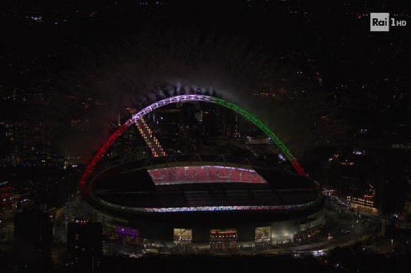 AscoltiTV 11 luglio 2021: Gli Azzurri ci portano sul tetto d'Europa in Euro 2020, in Italia-Inghilterra, con Notti Europee, salutiamo gli Europei nel migliore dei modi