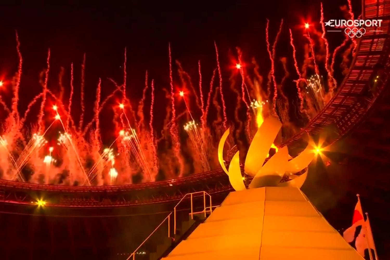 AscoltiTV 23 luglio 2021: La meraviglia dei Giochi Olimpici di Tokyo 2020, la Cerimonia di apertura e l'Italia Team schierato al gran completo, Top dieci, Masantonio, Quarto grado