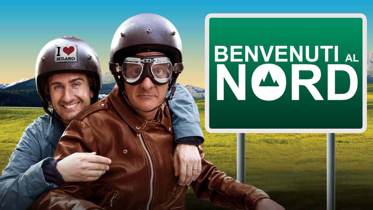 CinemaTivu: Benvenuti al Nord (Ita 2012), interpretato da Claudio Bisio e Alessandro Siani, diretto da Luca Miniero, in prima serata su Canale5