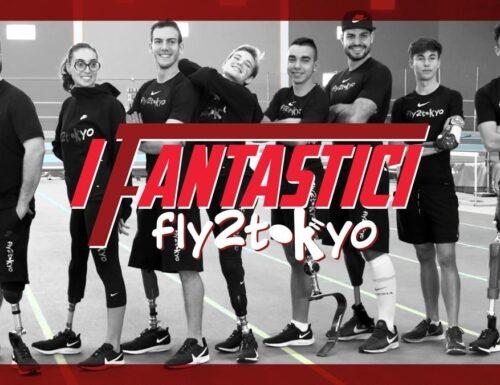 """Dal 6 agosto in esclusiva su #RaiPlay arriva la nuova serie """"I Fantastici – Fly2Tokyo"""" con Bebe Vio"""