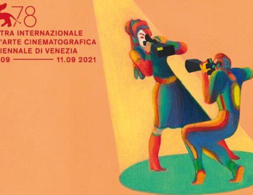 Rai Main Broadcaster della 78esima Mostra Internazionale d'Arte Cinematografica – La Biennale di Venezia