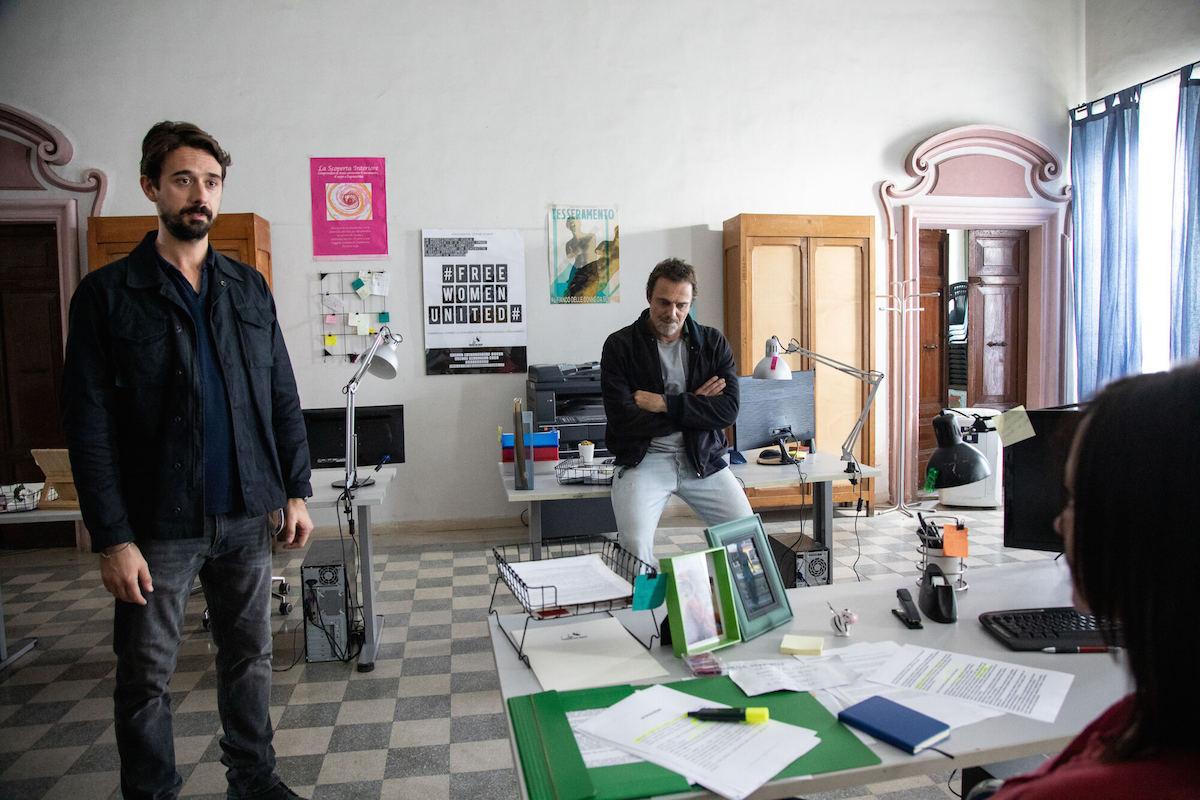 SerieTivu: Masantonio ultimo appuntamento. Con protagonista Alessandro Preziosi e con Claudia Pandolfi, in prima visione assoluta su Canale5