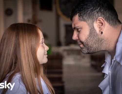 Iniziate le riprese di #Rosanero, il nuovo film #SkyOriginal con Salvatore Esposito