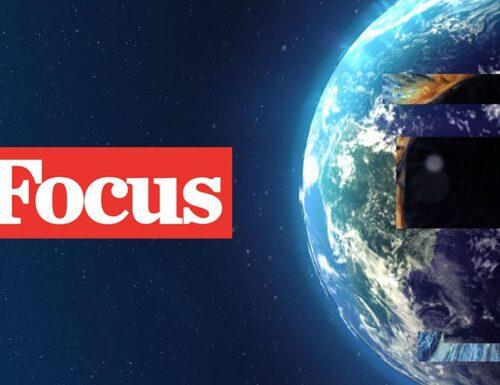 """Alle 14.30 in diretta su #Focus il grande evento: Jeff Bezos e altri """"civili"""" per la prima volta nello spazio"""