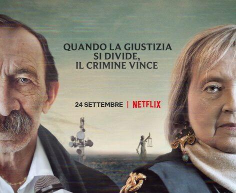 """Su #Netflix a settembre la nuova docu-serie italiana """"Vendetta: guerra nell'antimafia"""""""