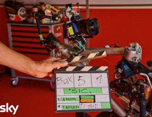 """Iniziate le riprese di """"SIC"""", il documentario #Sky dedicato a Mario Simoncelli, a 10 anni dalla scomparsa"""