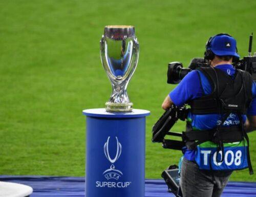 Supercoppa Europea, stasera alle 21 c'è #ChelseaVillareal: esordio di #AmazonPrimeVideo, il programma