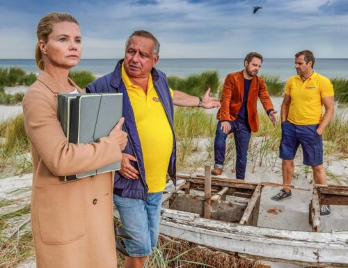 """Da stasera, in prima serata su #Rai2, al via la nuova serie tv tedesca """"Ella Schon"""""""