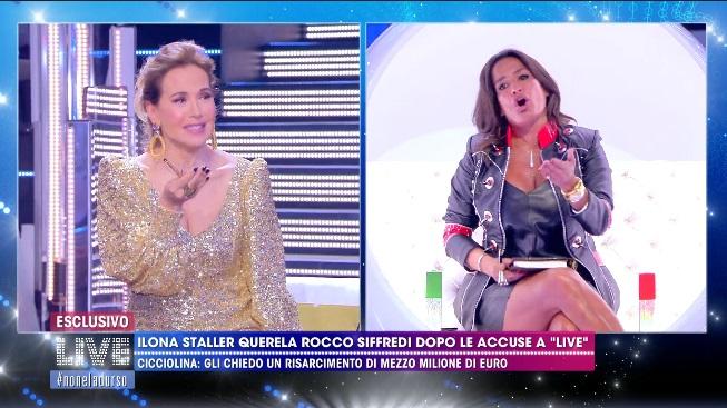 Aida Nizar vs Barbara D'Urso... ma qualcosa non torna