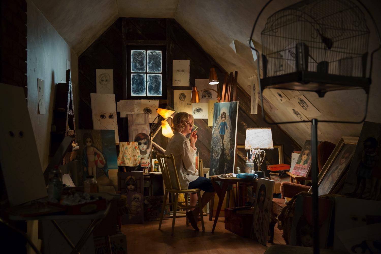 CinemaTivu: Big Eyes (USA 2014), con protagonisti Amy Adams e Christoph Waltz, diretto da Tim Burton, in onda in prima serata su RaiUno