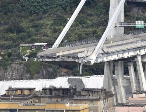 A tre anni dall'impressionante crollo, la #Rai ricorda la tragedia del Ponte Morandi con palinsesto speciale