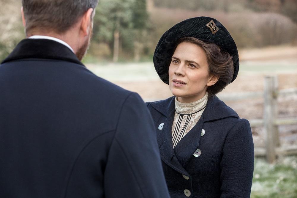 Casa Howard primo appuntamento. Con protagonista Hayley Atwell, arriva in prima visione tv free su Tv2000 la miniserie prodotta della BBC