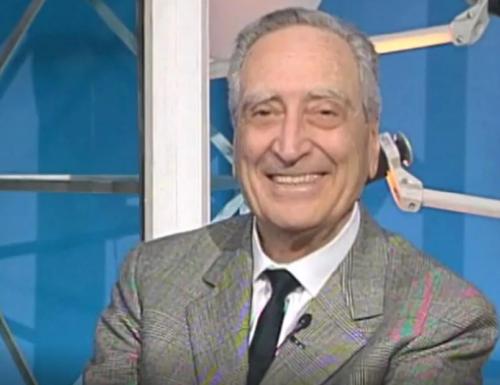 Oggi su #RaiSport omaggio al telecronista Nando Martellini con un palinsesto dedicato #Martellini100