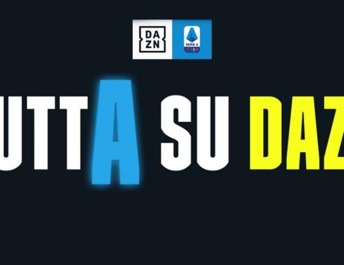 Da oggi al via la nuova stagione di #SerieA con tutte le partite su #Dazn: il programma completo