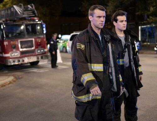 SerieTivu: Chicago Fire 8, 5° appuntamento. Tornano i pompieri e i paramedici del Chicago Fire Department, in prima tv free su Italia1