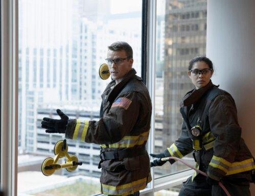 SerieTivu: Chicago Fire 8, 4° appuntamento. Tornano i pompieri e i paramedici del Chicago Fire Department, in prima tv free su Italia1