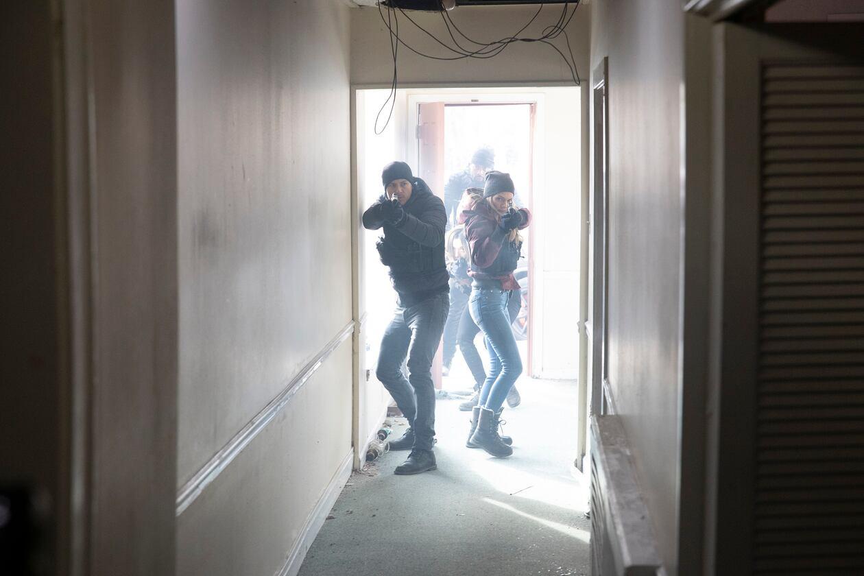 SerieTivu: Chicago PD 7 settimo appuntamento. Tornano i poliziotti del distretto 21 del Dipartimento di Polizia di Chicago, in 1^tv su Italia1