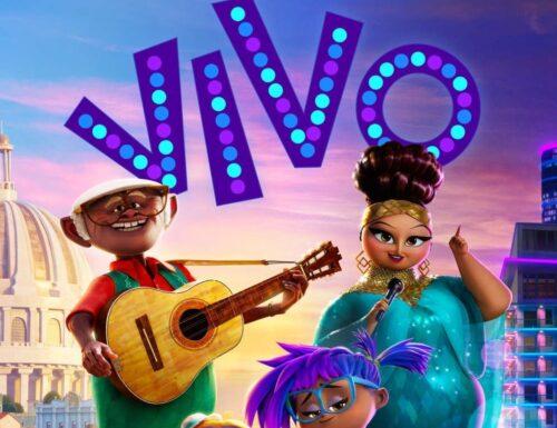 Dal 6 agosto su #Netflix arriva #Vivo, un'emozionante avventura musicale animata
