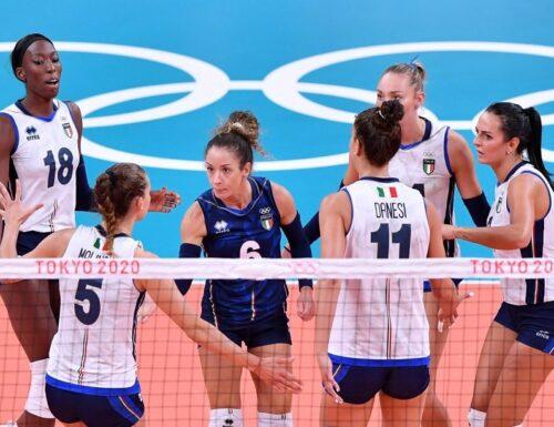 Ottavi di finale #EuroVolleyW – In campo le azzurre, live su #Rai2 oggi pomeriggio #ItaliaBelgio