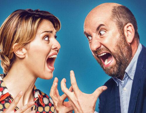 CinemaTivu · Mamma o papà? (Ita 2017), con protagonisti Antonio Albanese e Paola Cortellesi, diretto da Riccardo Milani,  in onda su Canale5