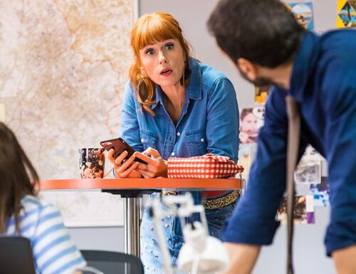 SerieTivu: Morgane. Detective geniale, primo appuntamento. Arriva la serie campione d'ascolti con Audrey Fleurot, in prima assoluta su Rai1