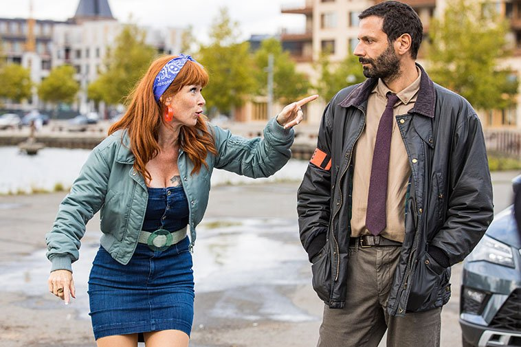 SerieTivu: Morgane. Detective geniale, primo appuntamento. Arriva la serie campione d'ascolti con Audrey Fleurot, in prima assoluta su RaiUno
