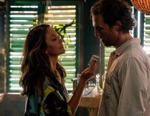 CinemaTivu · Serenity: L'isola dell'inganno (Uk, Usa 2019), con Matthew McConaughey, diretto da Steven Knight, in prima visione tv su Canale5