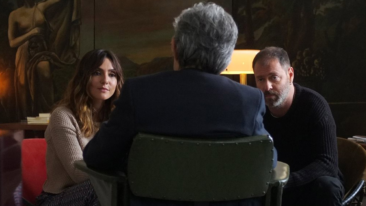 CinemaTivu: Terapia di coppia per amanti (Ita 2017), con Ambra Angiolini e Pietro Sermonti, diretto da Alessio Maria Federici, in 1a tv su Canale5