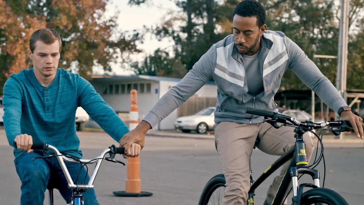 CinemaTivu: The Ride: Storia di un campione (USA 2018), con Shane Graham, Ludacris e Sasha Alexander, diretto da Alex Ranarivelo, in 1^tv su Canale5