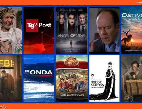 TuttalaTivu · GuidaTV 26 Agosto 2021: Il mostro, tra Windstorm 5 uniti per sempre, Tg2 Post sul disastroso attentato a Kabul, le serie tv FBI: Most Wanted e Deutschland 86 (su Spike)