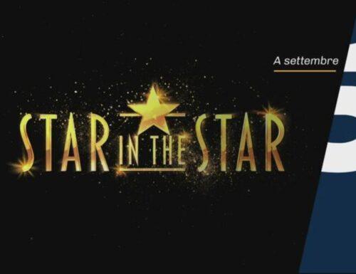 Ilary Blasi spiega come sarà il suo #StarInTheStar, dal 16 settembre su #Canale5: le sue parole!