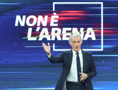 Massimo Giletti via da #La7? Macché, rinnovo del contratto e cambio di giorno per #nonelarena!