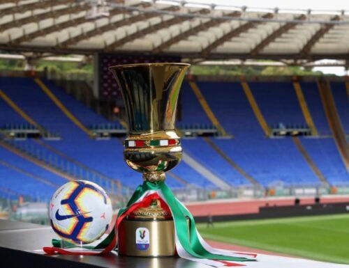#CoppaItalia, una domenica ricca di partite: il programma di #Canale20 e #Italia1