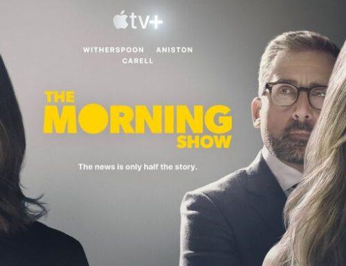 Su #AppleTvPlus in arrivo la seconda stagione di #TheMorningShow con Jennifer Aniston