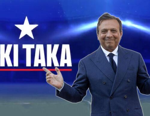 Da stasera, in seconda serata su #Italia1, riparte #TikiTaka – La Repubblica del pallone con Chiambretti
