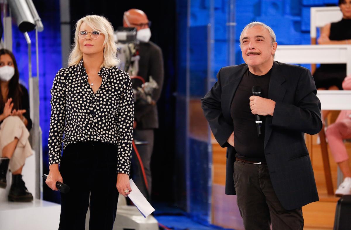 Live 19 settembre 2021 · Amici21 primo appuntamento. Condotto da Maria De Filippi, in onda la domenica alle ore 14 su Canale5