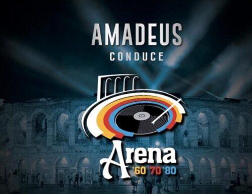 Dopo il successo delle prime due puntate, #ArenaSuzuki607080 tornerà in onda nel 2022