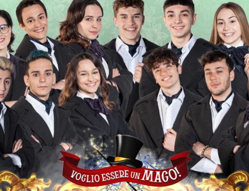 Svelati i dodici concorrenti di #VoglioEssereUnMago, il nuovo reality-talent di #Rai2