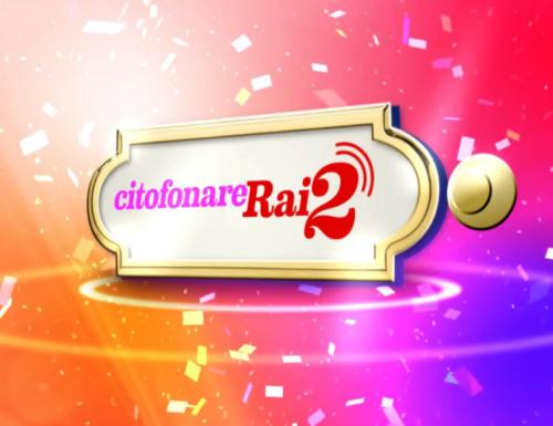 Da oggi su #Rai2 parte #CitofonareRai2, nuovo programma condotto da Simona Ventura e Paola Perego