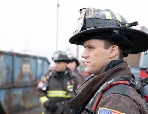 SerieTivu: Chicago Fire 8, ultima puntata. Tornano i pompieri e i paramedici del Chicago Fire Department, in prima tv free su Italia1