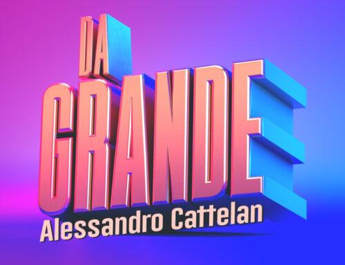 Dopo il flop di #DaGrande, emergono diversi retroscena su Alessandro Cattelan!