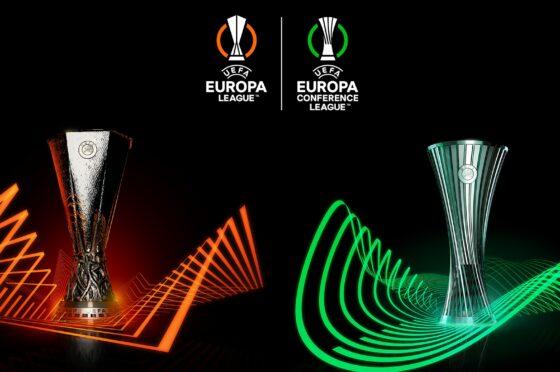 Europa e Conference League: il programma di #TrabzonsporLazio, #LeicesterNapoli e #RomaCska