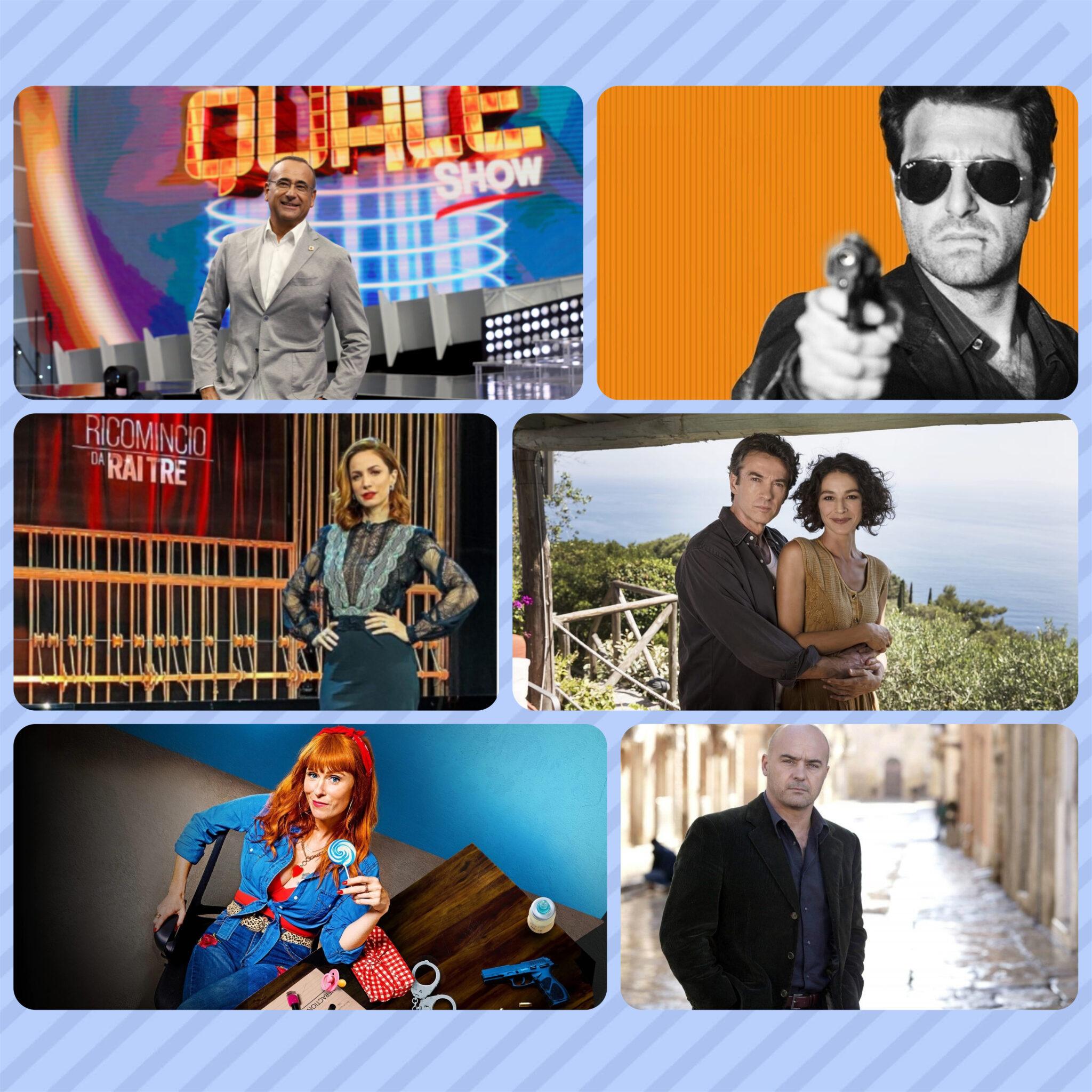 Programmazione dal 12 al 18 settembre 2021 Rai e Mediaset. Partono GFVip, Scherzi a parte, Luce dei miei occhi, Star in the star, Tu si que vales
