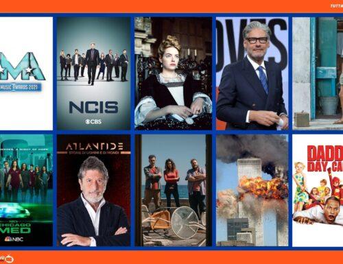 TuttalaTivu · GuidaTV 9 Settembre 2021: Seat Music Awards, tra il film Pelè, NCIS, l'ultimo episodio di Chicago Fire, Chicago Med, Dritto e Rovescio, L'asilo dei papà (su Paramount)
